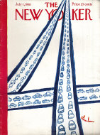 The New Yorker Vol. XXXVII No. 20 Magazine