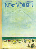The New Yorker Vol. XXXVII No. 24 Magazine