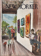 The New Yorker Vol. XXXVII No. 25 Magazine