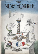 The New Yorker Vol. XXXVIII No. 13 Magazine