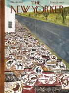 The New Yorker Vol. XXXVIII No. 3 Magazine
