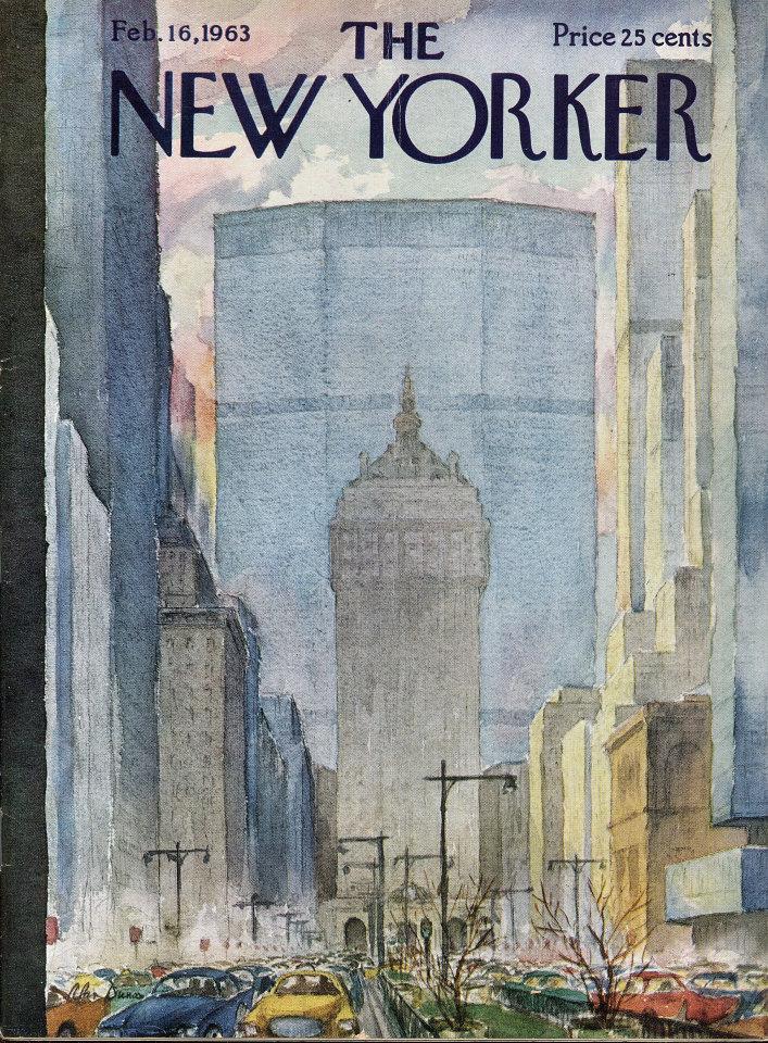 The New Yorker Vol. XXXVIII No. 52