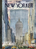 The New Yorker Vol. XXXVIII No. 52 Magazine
