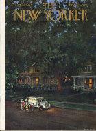 The New Yorker Vol. XXXXIII No. 27 Magazine