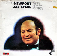 "The Newport All Stars Vinyl 12"" (New)"