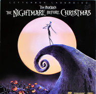 The Nightmare Before Christmas Laserdisc