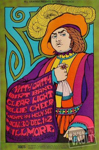 The Nitty Gritty Dirt Band Poster