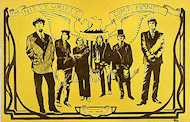 The Nitty Gritty Dirt Band Poster From Fillmore Auditorium