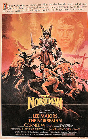 The Norseman Poster