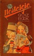 The Nostalgia Quiz Book Book