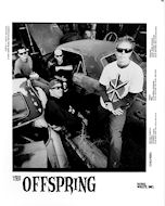 The Offspring Promo Print