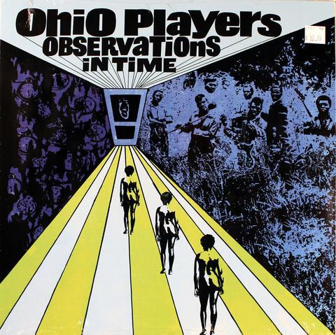 """The Ohio Players Vinyl 12"""" (New)"""
