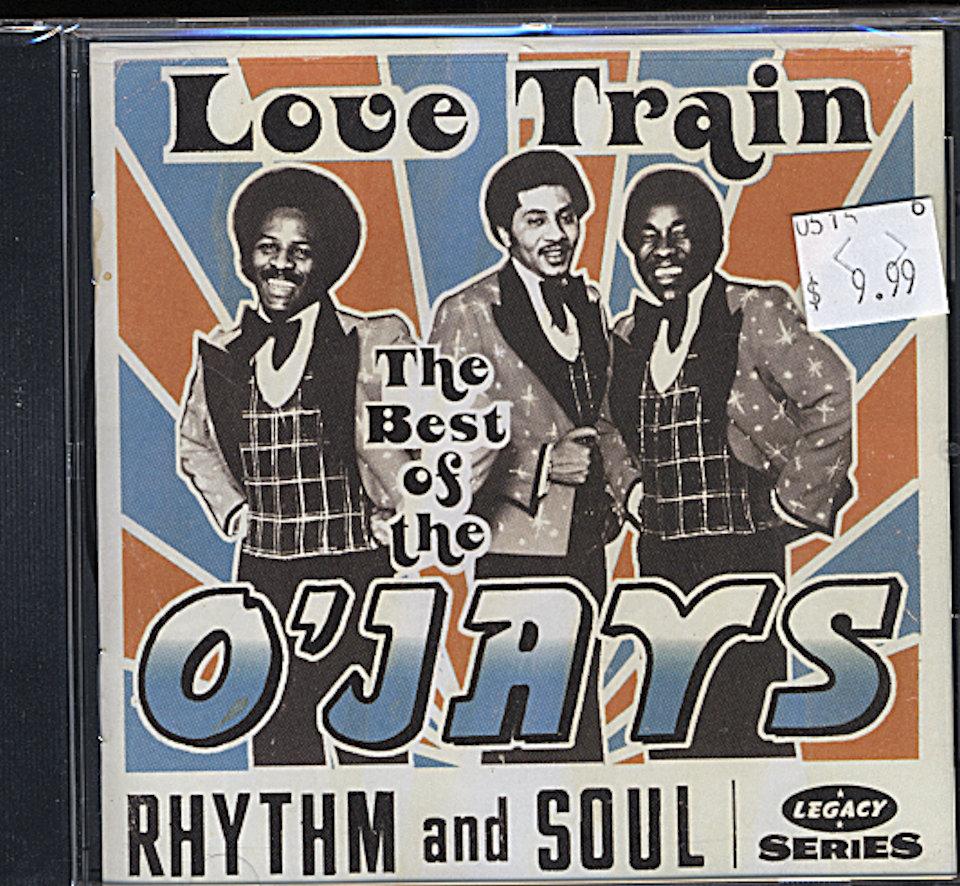 The O'Jays CD