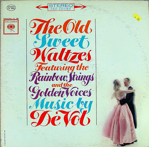 "The Old Sweet Waltzes Vinyl 12"" (Used)"