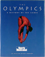 The Olympics: A History of the Game Book