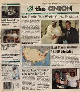 The Onion Apr 29,2004 Magazine