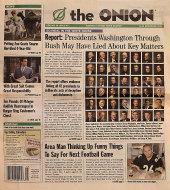 The Onion December 5, 2002 Magazine