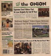 The Onion November 14, 2002 Magazine