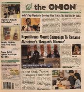 The Onion November 7, 2002 Magazine