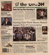The Onion October 10, 2002 Magazine