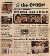 The Onion October 31, 2002 Magazine