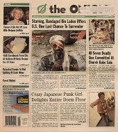 The Onion Vol. 37 Iss. 45 Magazine