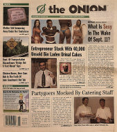The Onion Vol. 37 Iss. 46 Magazine