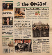 The Onion Vol. 38 Iss. 11 Magazine