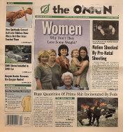 The Onion Vol. 38 Iss. 17 Magazine