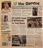 The Onion Vol. 38 Iss. 21 Magazine