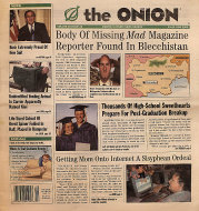 The Onion Vol. 38 Iss. 22 Magazine
