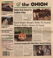 The Onion Vol. 38 Iss. 26 Magazine