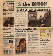 The Onion Vol. 38 Iss. 27 Magazine