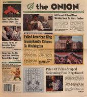 The Onion Vol. 38 Iss. 31 Magazine