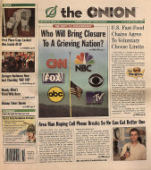 The Onion Vol. 38 Iss. 32 Magazine