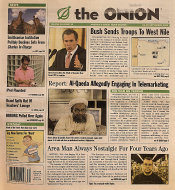 The Onion Vol. 38 Iss. 34 Magazine