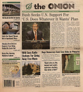 The Onion Vol. 38 Iss. 36 Magazine