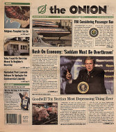 The Onion Vol. 38 Iss. 38 Magazine