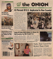 The Onion Vol. 38 Iss. 39 Magazine