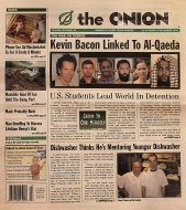 The Onion Vol. 38 Iss. 40 Magazine