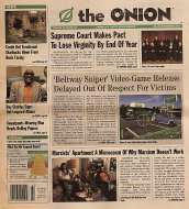 The Onion Vol. 38 Iss. 42 Magazine