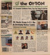 The Onion Vol. 38 Iss. 43 Magazine