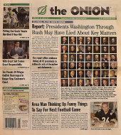 The Onion Vol. 38 Iss. 45 Magazine