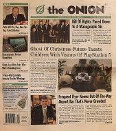 The Onion Vol. 38 Iss. 47 Magazine
