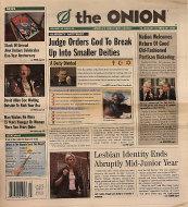The Onion Vol. 38 No. 03 Magazine