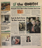 The Onion Vol. 39 Iss. 01 Magazine