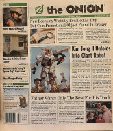 The Onion Vol. 39 Iss. 02 Magazine