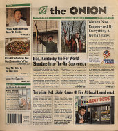 The Onion Vol. 39 Iss. 06 Magazine