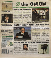 The Onion Vol. 39 Iss. 08 Magazine