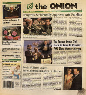 The Onion Vol. 39 Iss. 09 Magazine